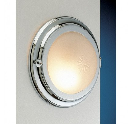 Foresti e Suardi-FS2407B.VS-Lampada applique in ottone argento Cromato Halogen G4 S Sabbiato-20