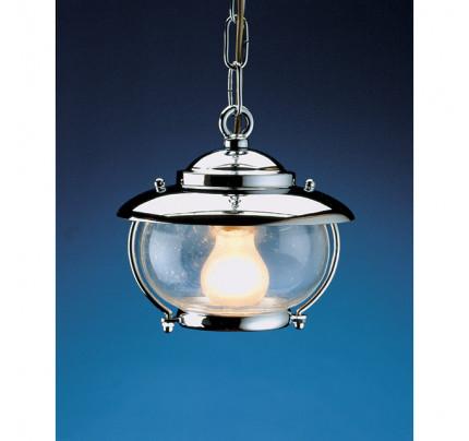 Foresti e Suardi-FS2118B.CT-Lampada da soffitto in ottone argento Cromato E27 T Trasparente-20