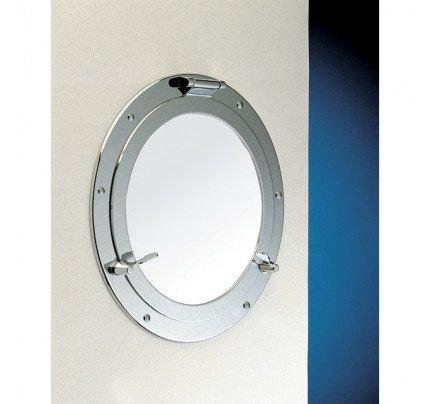 Foresti e Suardi-FS2409S.C-Oblò con specchio in ottone argento Cromato Ø 373 x Ø 262 mm-20