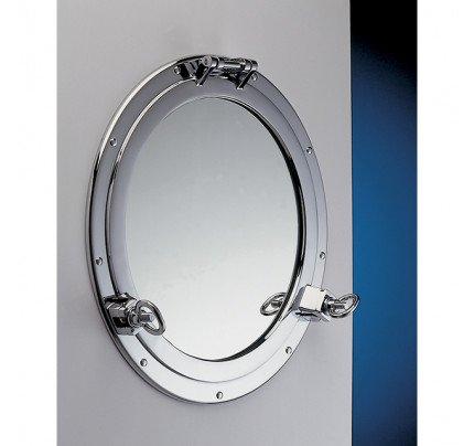 Foresti e Suardi-FS2002S.C-Oblò con specchio (Ø260) in ottone argento Cromato Ø 260 x Ø 165 mm-20