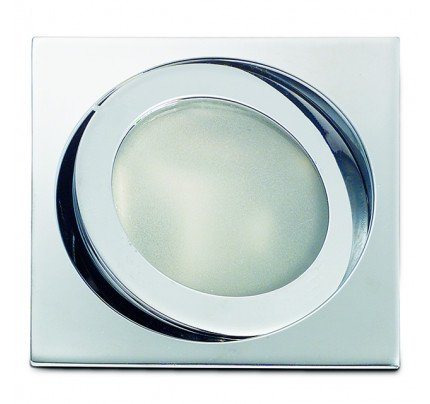OCTANS BOREALIS C in ottone argento Cromato Alogena