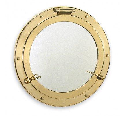 Foresti e Suardi-FS2409S.L-Oblò con specchio in ottone giallo Lucido Ø 373 x Ø 262 mm-20