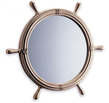Foresti e Suardi-FS2388S.L-Specchio con timone in ottone giallo Lucido-20