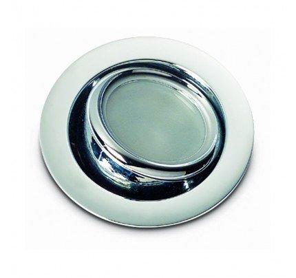 LIBRA BOREALIS in ottone argento Cromato Alogena