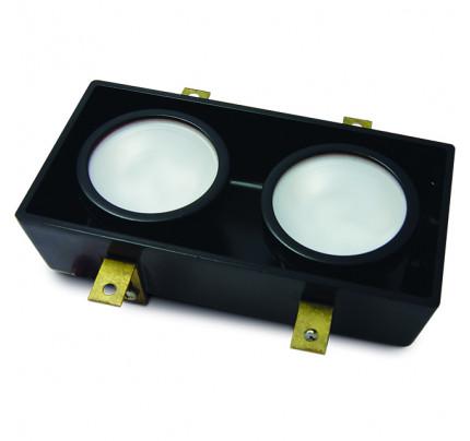 Foresti e Suardi-FS8566.VN.4000-COPERNICO II Verniciato Nero Power LED 3 .4000 °K Bianco-20