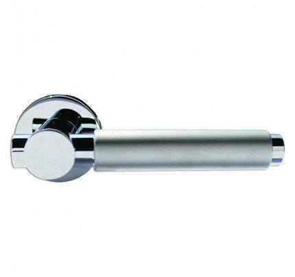 Foresti e Suardi-FS470A.CCP-Maniglie per porte in ottone in ottone argento Cromato _CP Cromo Perla-20