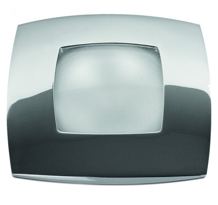 Foresti e Suardi-FS5077.SMD.C.3200-SEXTANS BIG QB © in ottone argento Cromato LED .3200 °K-20