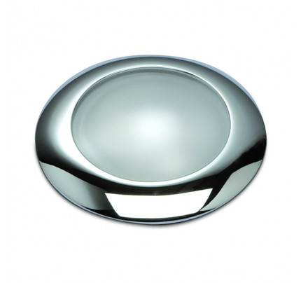 Foresti e Suardi-FS5050.SMD.C.3200-SEXTANS B in ottone argento Cromato LED .3200 °K Bianco-20