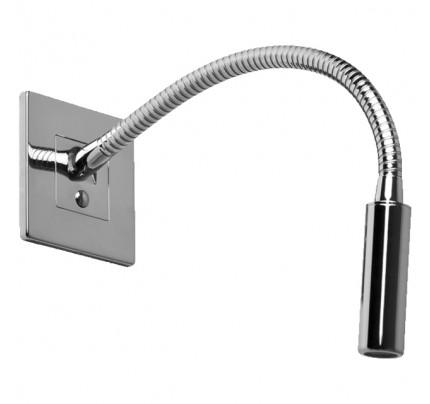 ATIK Q in ottone argento Cromato Power LED 1 .4000 °K Bianco