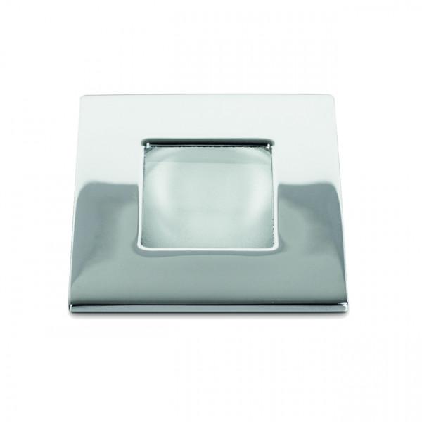 Foresti e Suardi-FS5170.C.3200.W-SEXTANS SMALL Q in ottone argento Cromato Power LED 1 .3200 °K Bianco-30
