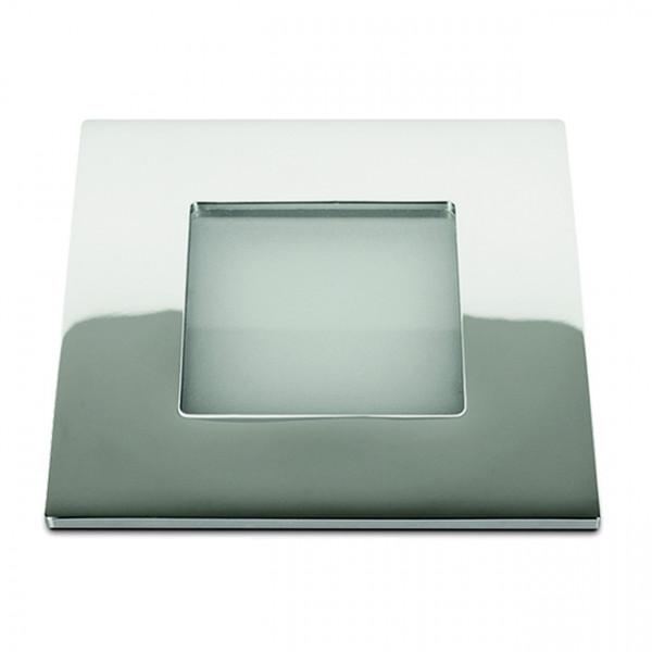 Foresti e Suardi-FS5080.SMD.C.3200-SEXTANS Q in ottone argento Cromato LED .3200 °K Bianco-30