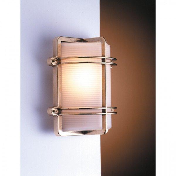 Foresti e Suardi-FS2373.LS.3000-Lampada applique in ottone giallo Lucido Power LED S Sabbiato-30