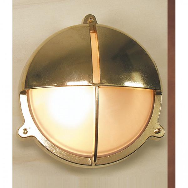 Foresti e Suardi-FS2427.LS.3000-Lampada applique (Ø226) in ottone giallo Lucido Power LED S Sabbiato-30