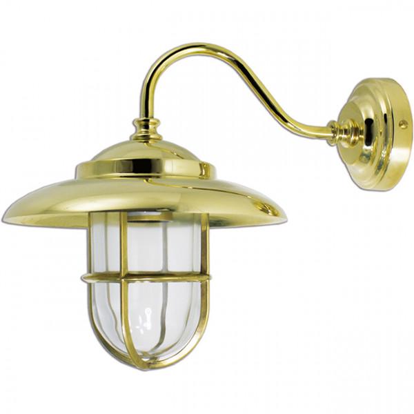 Foresti e Suardi-FS2323.LT-Lampada applique in ottone giallo Lucido E27 T Trasparente-30