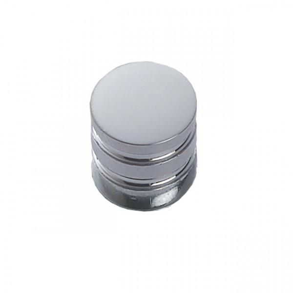 Foresti e Suardi-FS285.C-Pomoli per portelli e cassetti in ottone argento Cromato-30