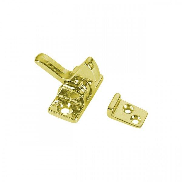 Foresti e Suardi-FS127.L-Pomoli per portelli e cassetti in ottone giallo Lucido-30