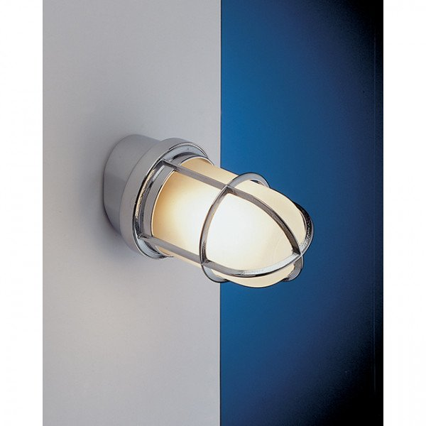 Foresti e Suardi-FS2297.CT-Lampada applique in ottone argento Cromato E27 T Trasparente-30
