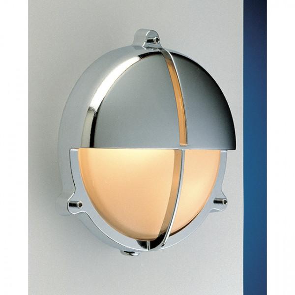 Foresti e Suardi-FS2427.CS-Lampada applique (Ø226) in ottone argento Cromato E27 S Sabbiato-30