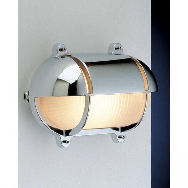 Foresti e Suardi-FS2435B.CS.3000-Lampada applique (210x150) in ottone argento Cromato Power LED S Sabbiato-30