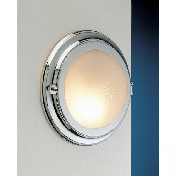 Foresti e Suardi-FS2408.CS.3200-Lampada applique in ottone argento Cromato LED .3200 °K S Sabbiato-30