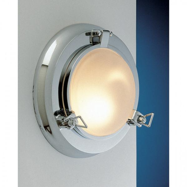 Foresti e Suardi-FS2021.CS.3000-Lampada applique in ottone argento Cromato Power LED S Sabbiato-30