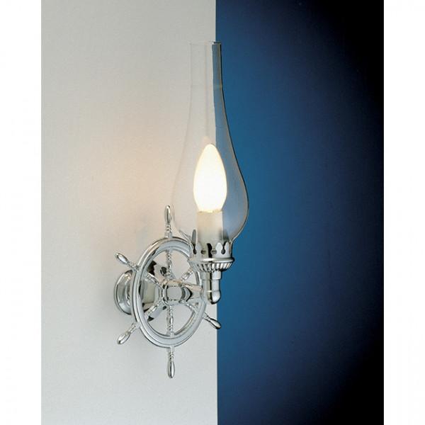 Foresti e Suardi-FS2236.CT-Lampada applique in ottone argento Cromato E14 T Trasparente-30