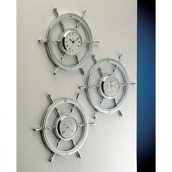Foresti e Suardi-FS2244.C-Set con timone in ottone argento Cromato Barometro-30
