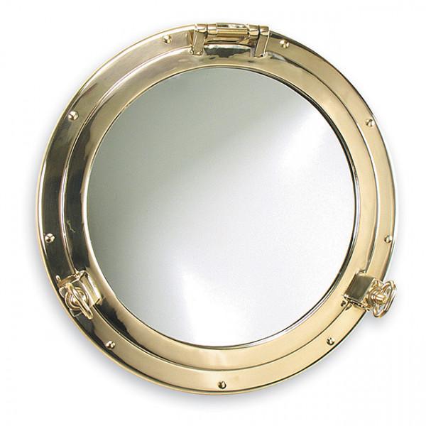 Foresti e Suardi-FS2004S.L-Oblò con specchio (Ø180) in ottone giallo Lucido Ø 180 x Ø 125 mm-30