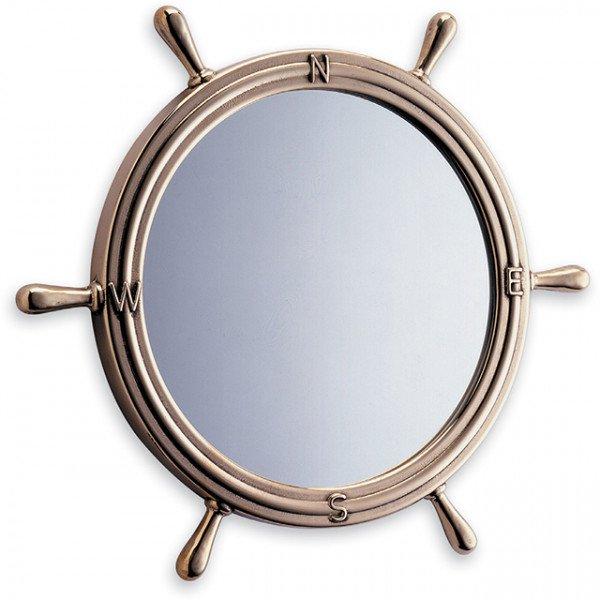 Foresti e Suardi-FS2388S.L-Specchio con timone in ottone giallo Lucido-30