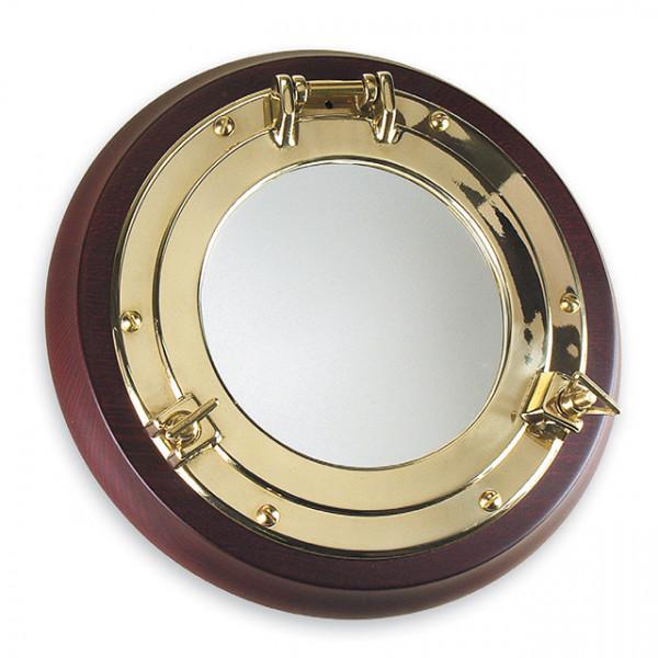 Foresti e Suardi-FS2089S.L-Oblò con specchio (Ø320) in ottone giallo Lucido-30