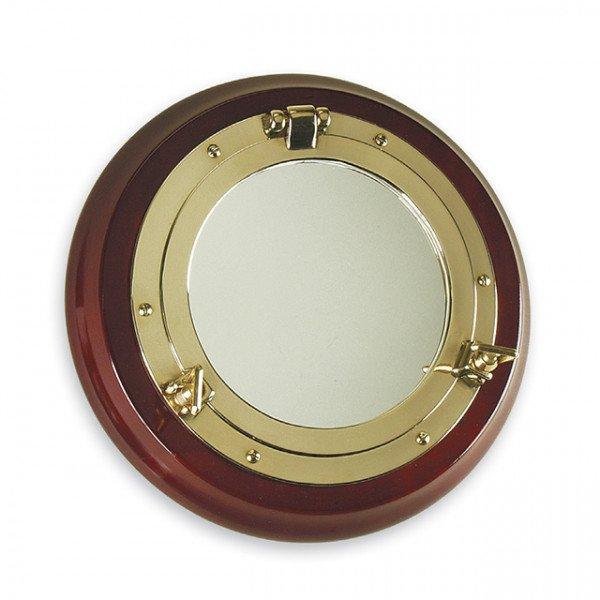 Foresti e Suardi-FS2090S.L-Oblò con specchio (Ø270) in ottone giallo Lucido-30