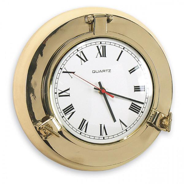 Foresti e Suardi-FS2022.L-Oblò apribile con orologio in ottone giallo Lucido-30