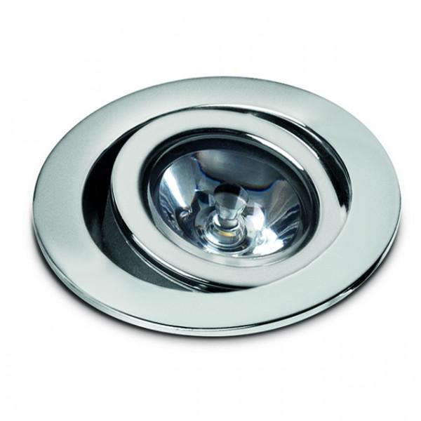 Foresti e Suardi-FS8545.C.3200-PHOENIX B in ottone argento Cromato Power LED 1 .3200 °K Marrone-30