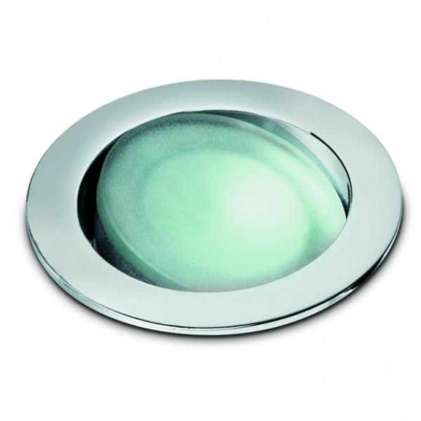 Foresti e Suardi-FS8546.C.3200-PHOENIX BV in ottone argento Cromato Power LED 1 .3200 °K Bianco-30