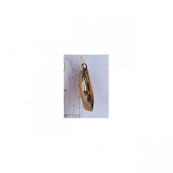 Foresti e Suardi-FS2211.L-Ciondolo barca in ottone giallo Lucido-30