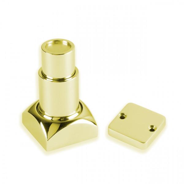 Foresti e Suardi-FS406.L-Fermaporta magnetici in ottone in ottone giallo Lucido-30