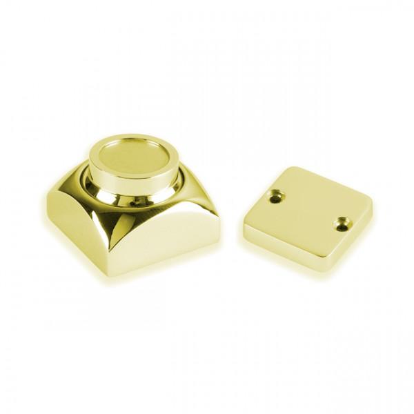 Foresti e Suardi-FS405.L-Fermaporta magnetici in ottone in ottone giallo Lucido-30