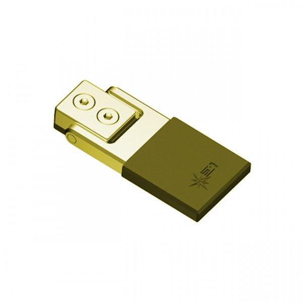 Foresti e Suardi-FS386.L-Fermaporta in ottone in ottone giallo Lucido-30