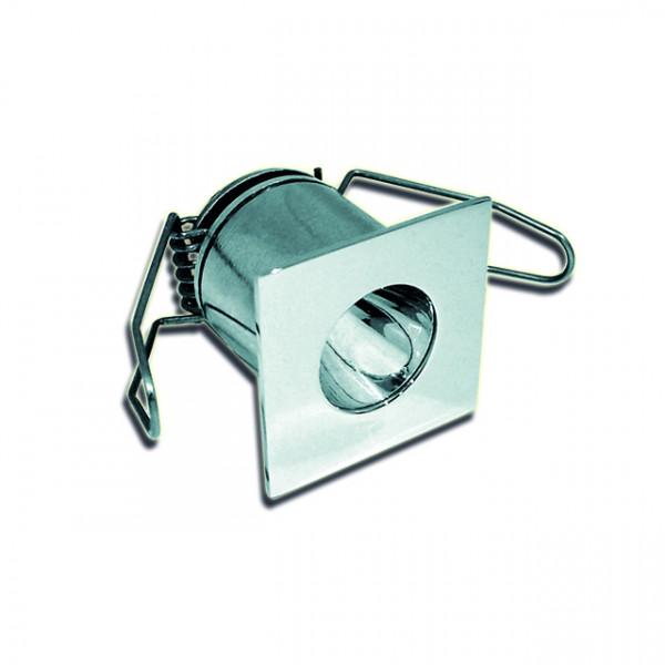 Foresti e Suardi-FS5155.C.3200-PLEIONE Q in ottone argento Cromato Power LED 1 .3200 °K Bianco-30