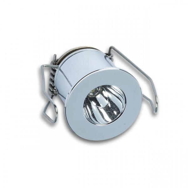 Foresti e Suardi-FS5150.C.3200-PLEIONE T in ottone argento Cromato Power LED 1 .3200 °K Bianco-30