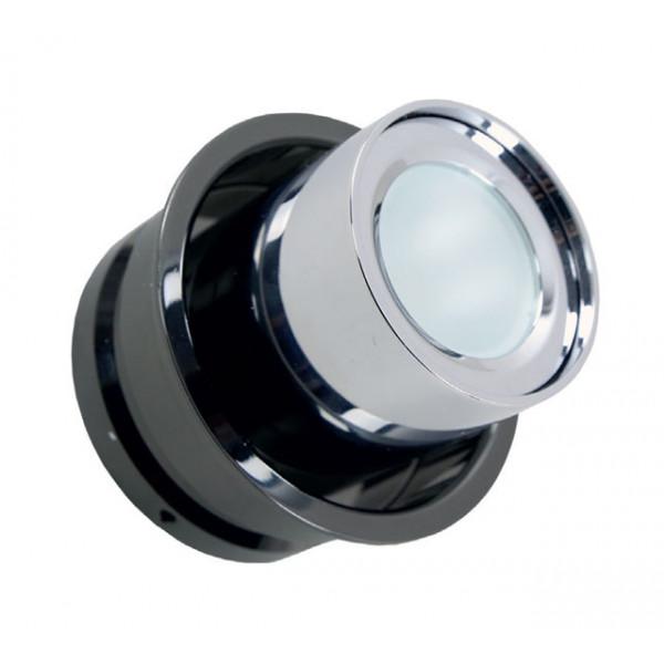 Foresti e Suardi-FS5196.C.3200-CALIPSO IT in ottone argento Cromato Power LED 3 .3200 °K Bianco LED 10/30 Vdc-30