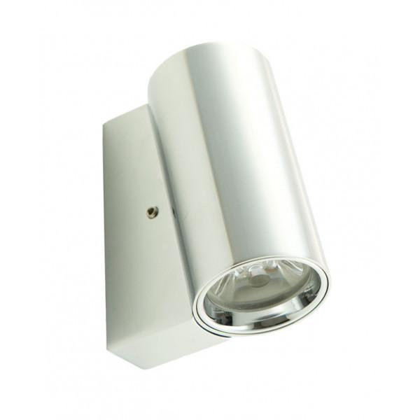 Foresti e Suardi-FS7087.C.3200-ALHENA-40WALL in ottone argento Cromato Power LED 3 .3200 °K Bianco-30