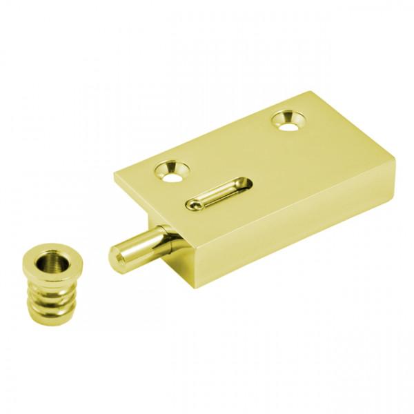 Foresti e Suardi-FS397.DX.L-Cerniera a spillo in ottone in ottone giallo Lucido Destro-30