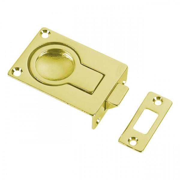 Foresti e Suardi-FS170.L-Maniglia di chiusura con molla in ottone giallo Lucido-30
