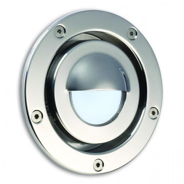 Foresti e Suardi-FS6051.I.4000-ORION BV Inox lucido Power LED 3 .4000 °K Bianco-30