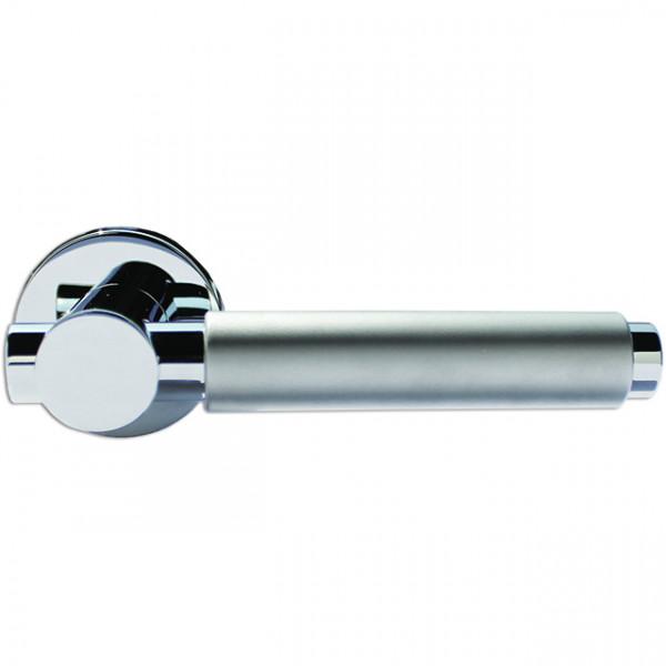 Foresti e Suardi-FS470A.CCP-Maniglie per porte in ottone in ottone argento Cromato _CP Cromo Perla-30