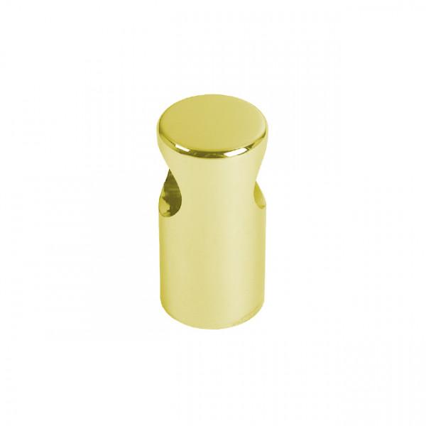 Foresti e Suardi-FS182B.L-Supporto in ottone in ottone giallo Lucido Ø 22 mm-30