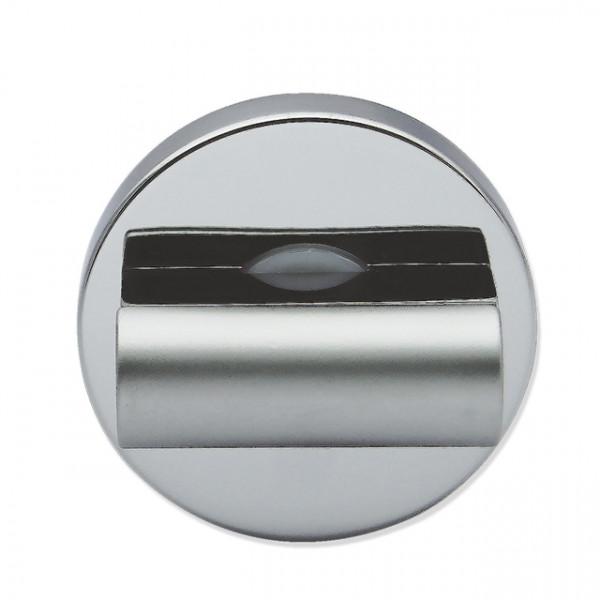 Foresti e Suardi-FS468.CCP-Nottolini per porte in ottone in ottone argento Cromato _CP Cromo Perla-30