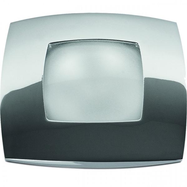 Foresti e Suardi-FS5077.SMD.C.3200-SEXTANS BIG QB © in ottone argento Cromato LED .3200 °K-30