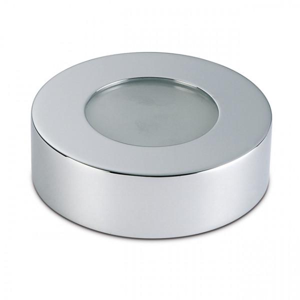 Foresti e Suardi-FS5111.SMD.C.3200-ASTERION C in ottone argento Cromato LED .3200 °K Con interruttore-30